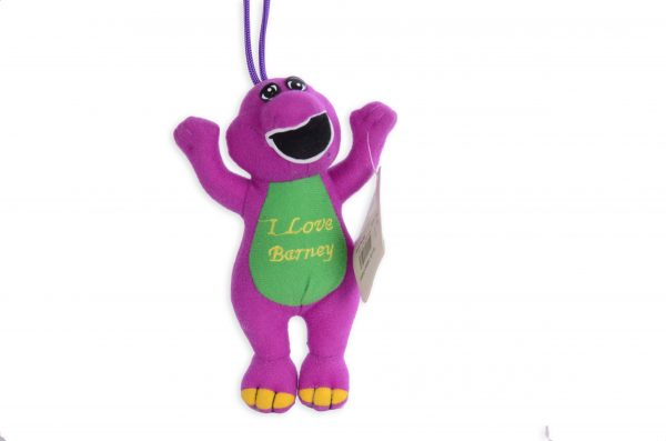 Barney Stuffed Toy Art And Talent